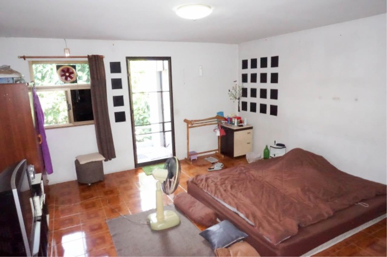 Agent - Aditep Agency's House for sale: Nakarin Garden village with office space on 120 sq.wah, total living area of 342 sq.m., suitable for both home office and residential. 18