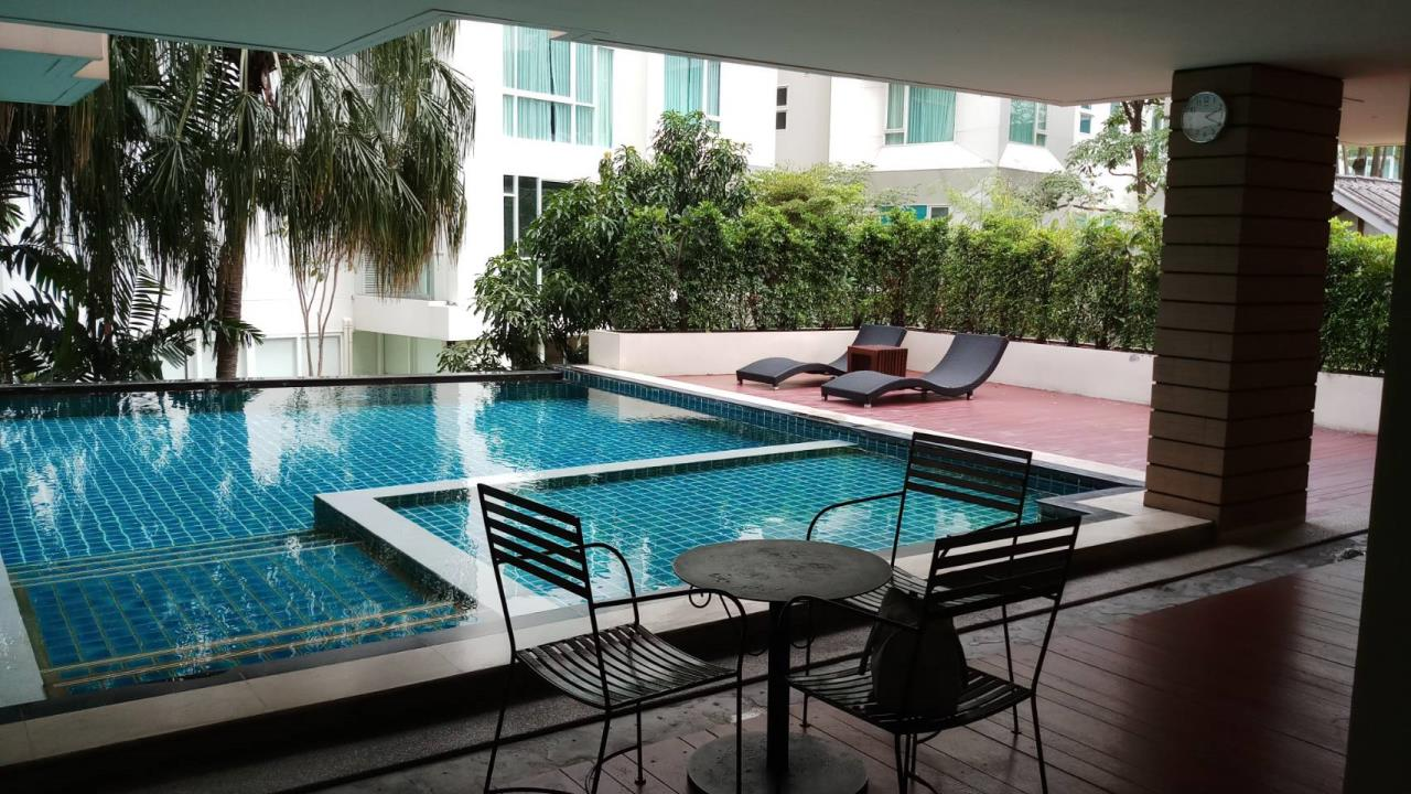 Agent - Aditep Pramorntat Agency's CONDO FOR RENT: THE AMETHYST SUKHUMVIT 39, 1 BEDROOM, 1BATHROOM, 69 SQM., FULLY FURNISHED 11