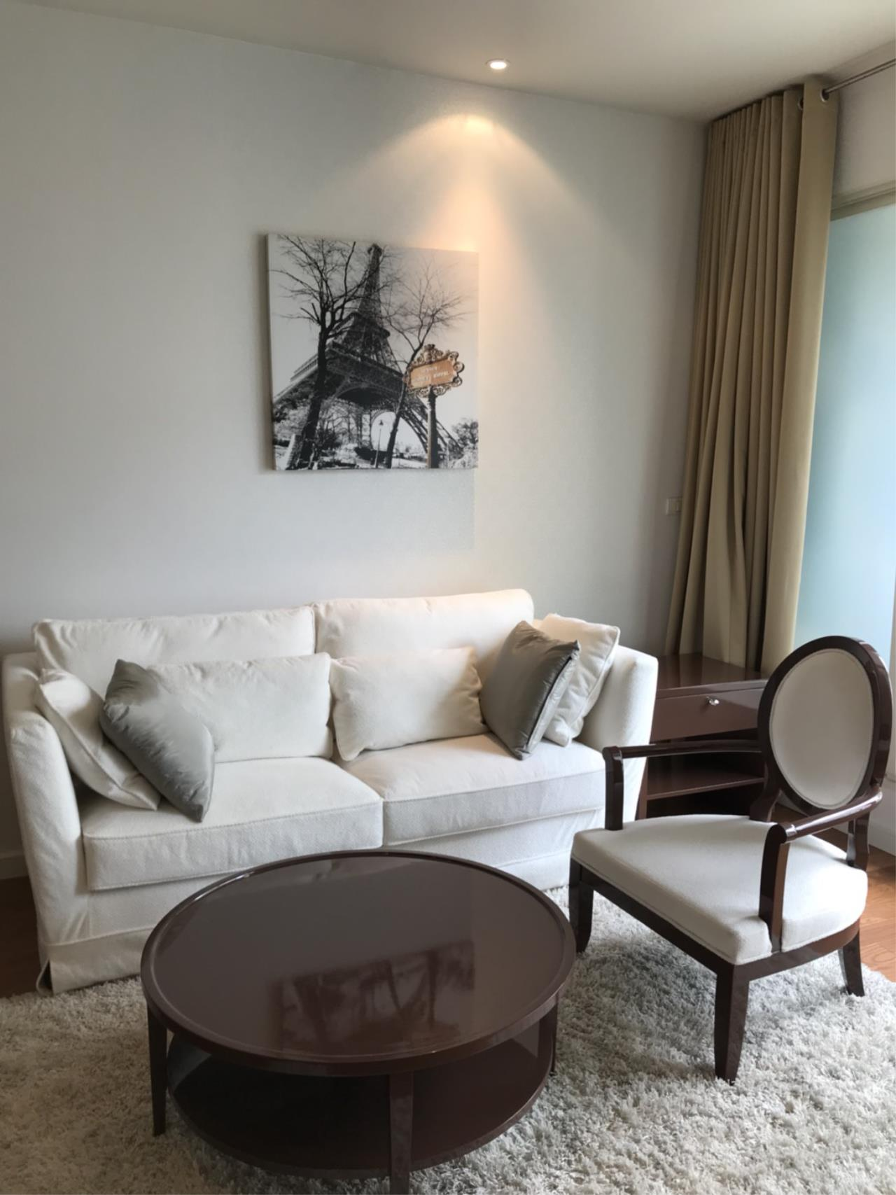 Agent - Aditep Pramorntat Agency's CONDO FOR RENT: THE ADDRESS CHIDLOM, 1 BEDROOM, 1BATHROOM, 56 SQM., FULLY FURNISHED 1