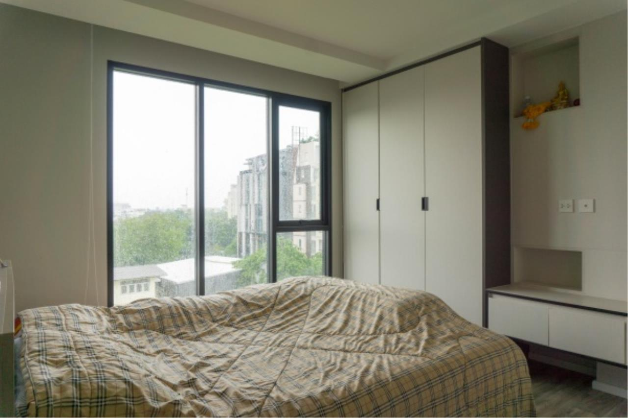Agent - Aditep Agency's Condo for sale: VERY II Sukhumvit 72 only 600 m from BTS Bearing station, 1 bed 31 sqm. 6