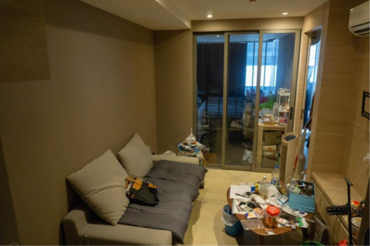Agent - Aditep Pramorntat Agency's Klass Silom condo in Soi Silom 3 only 5 minutes to BTS, 1 bed 33 sq.m. Fully Furnished Ready to Move In 1