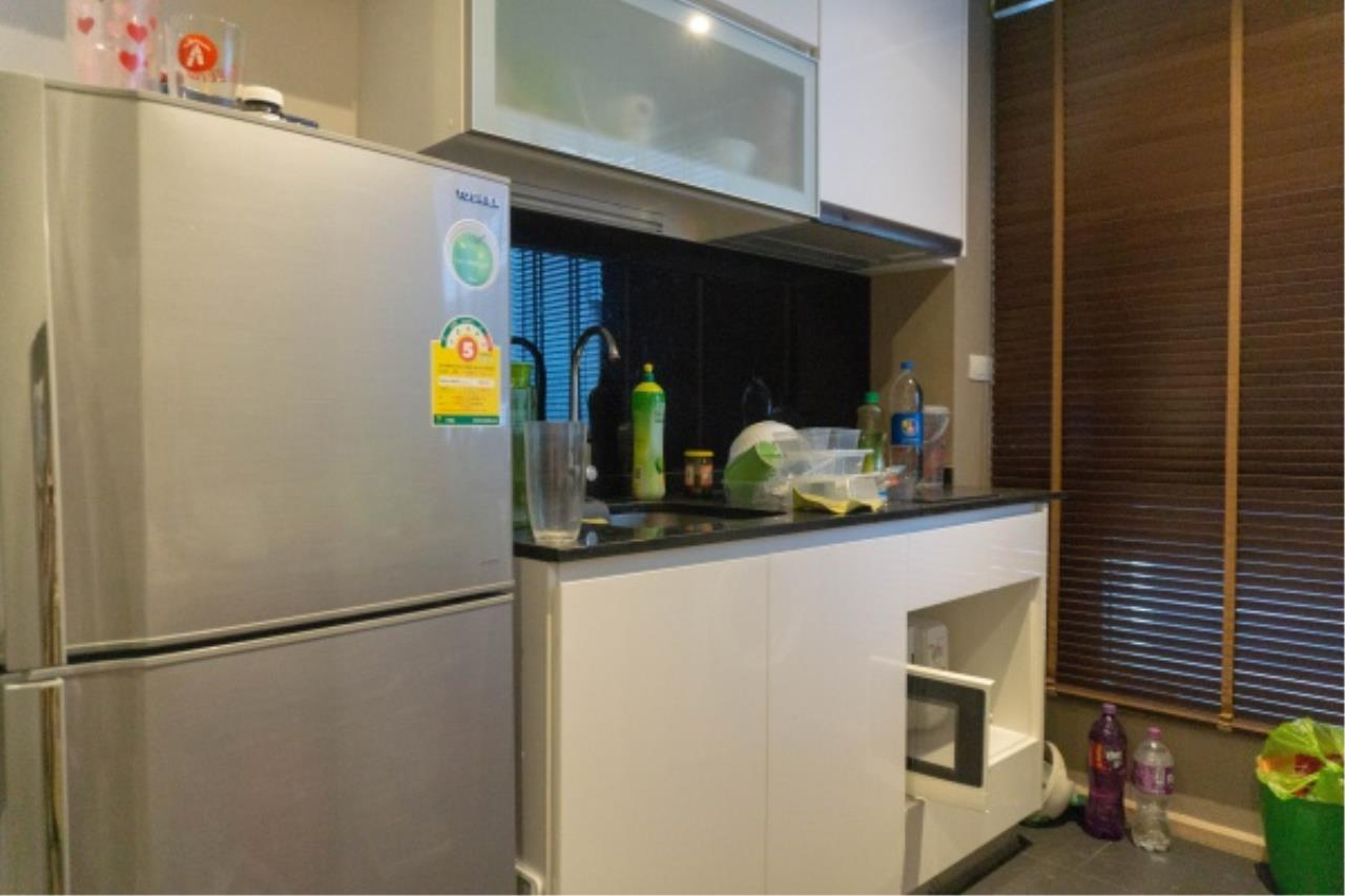 Agent - Aditep Pramorntat Agency's Klass Silom condo in Soi Silom 3 only 5 minutes to BTS, 1 bed 33 sq.m. Fully Furnished Ready to Move In 7