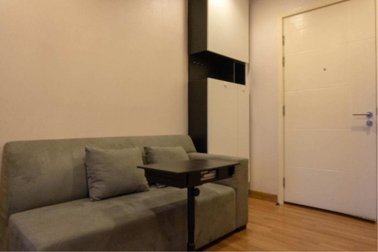 Agent - Aditep Pramorntat Agency's Condo for Sale: Centric Ratchada - Sutthisan at MRT Sutthisan, 23rd Floor 1 bedroom 32 sq.m. 6