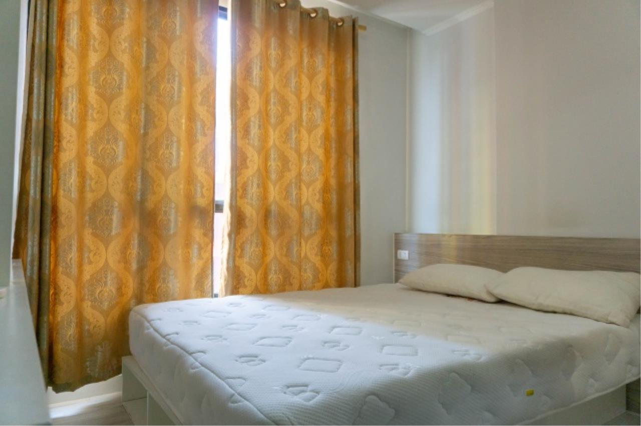 Agent - Aditep Pramorntat Agency's Condo for Sell / rent : G Style condo near MRT Huay Kwang, 1 bedroom, 27 sq.m. 1