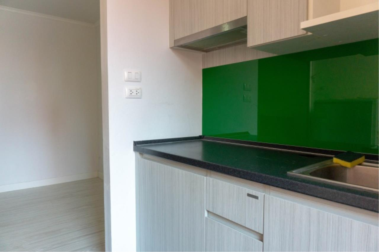 Agent - Aditep Pramorntat Agency's Condo for Sell / rent : G Style condo near MRT Huay Kwang, 1 bedroom, 27 sq.m. 9