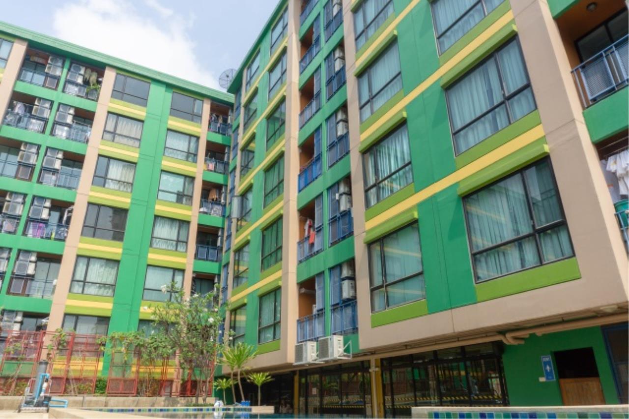 Agent - Aditep Pramorntat Agency's Condo for Sell / rent : G Style condo near MRT Huay Kwang, 1 bedroom, 27 sq.m. 13