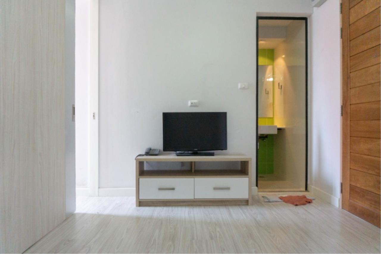 Agent - Aditep Pramorntat Agency's Condo for Sell / rent : G Style condo near MRT Huay Kwang, 1 bedroom, 27 sq.m. 5