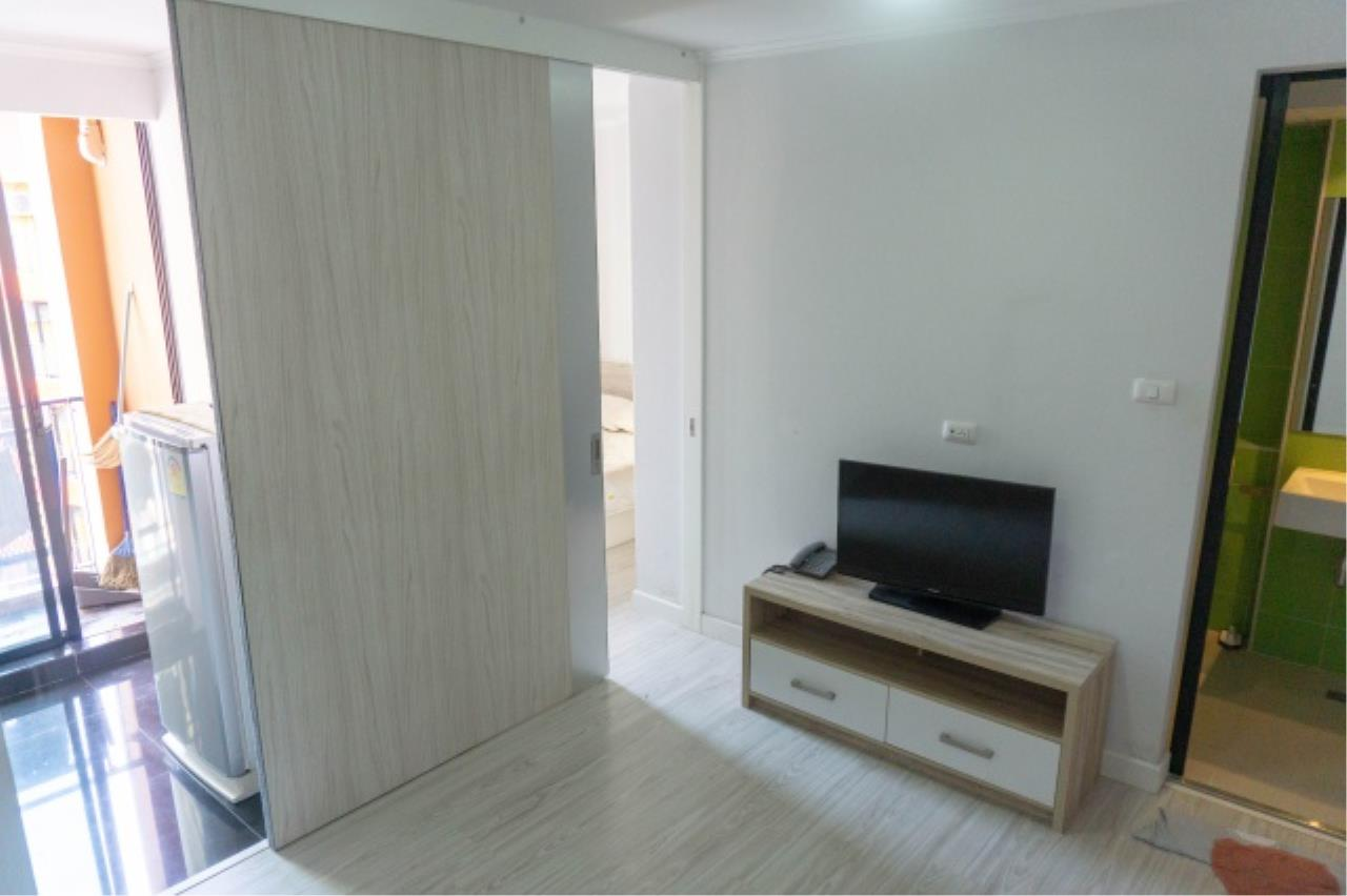 Agent - Aditep Pramorntat Agency's Condo for Sell / rent : G Style condo near MRT Huay Kwang, 1 bedroom, 27 sq.m. 6