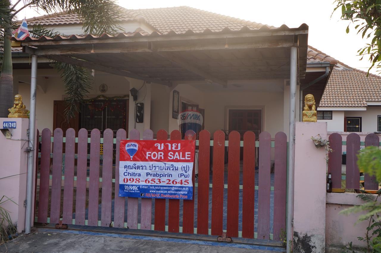 RE/MAX Real Estate Pros Agency's Single House for sale Bonruksa 2 Villa Thap Ma Muang Rayong ,Rayong 1