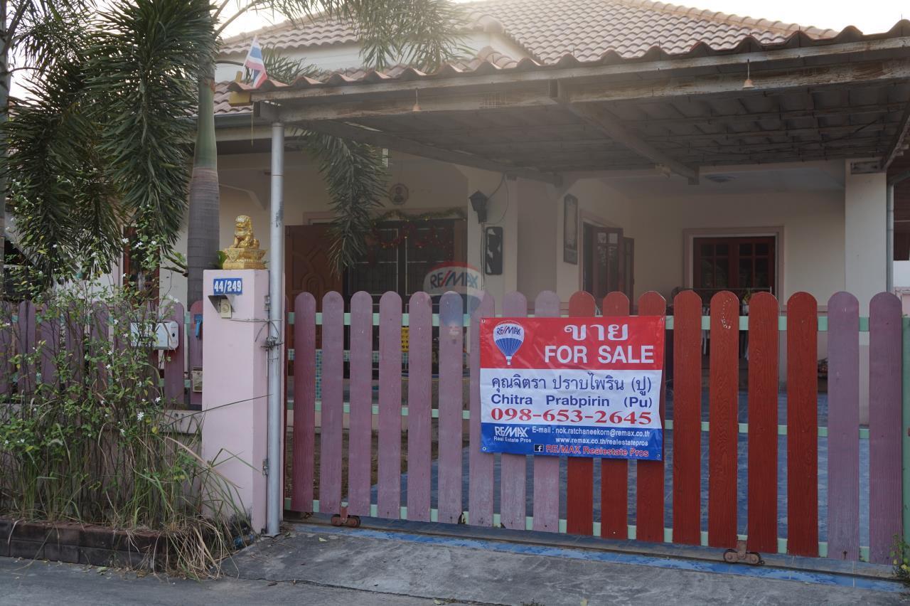 RE/MAX Real Estate Pros Agency's Single House for sale Bonruksa 2 Villa Thap Ma Muang Rayong ,Rayong 2