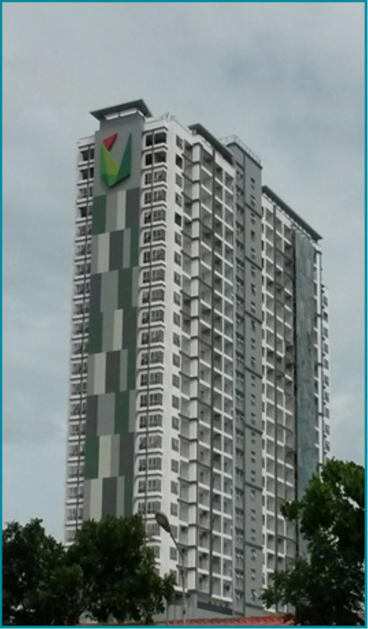 Real Estate in Pattaya Agency's 1 Bed Room - Unicca South Pattaya 1