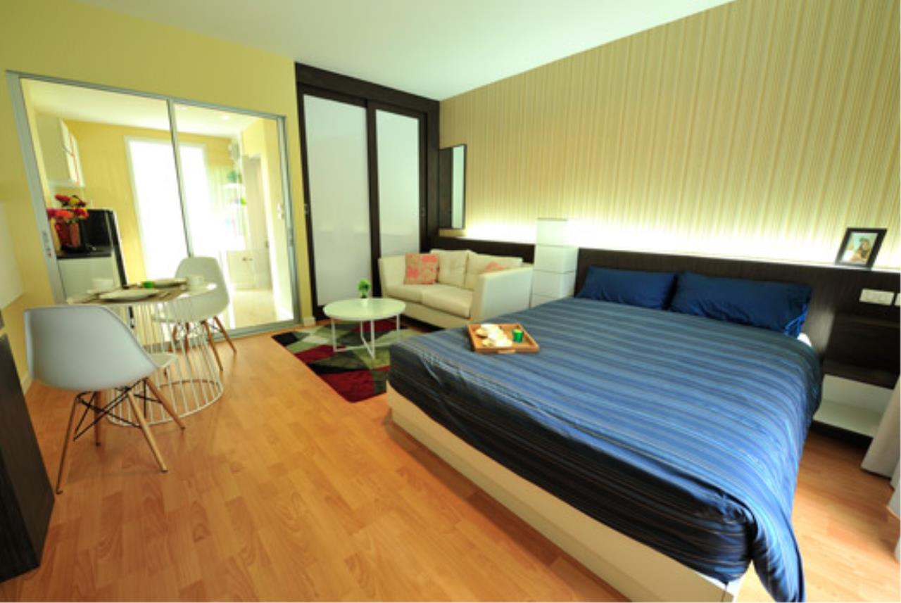 Real Estate in Pattaya Agency's 1 Bed Room - Unicca South Pattaya 2