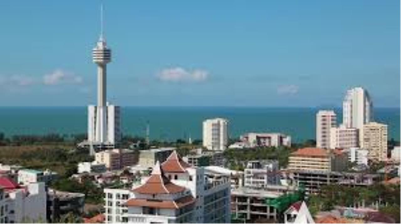 Real Estate in Pattaya Agency's 1 Bed Room - Unicca South Pattaya 7
