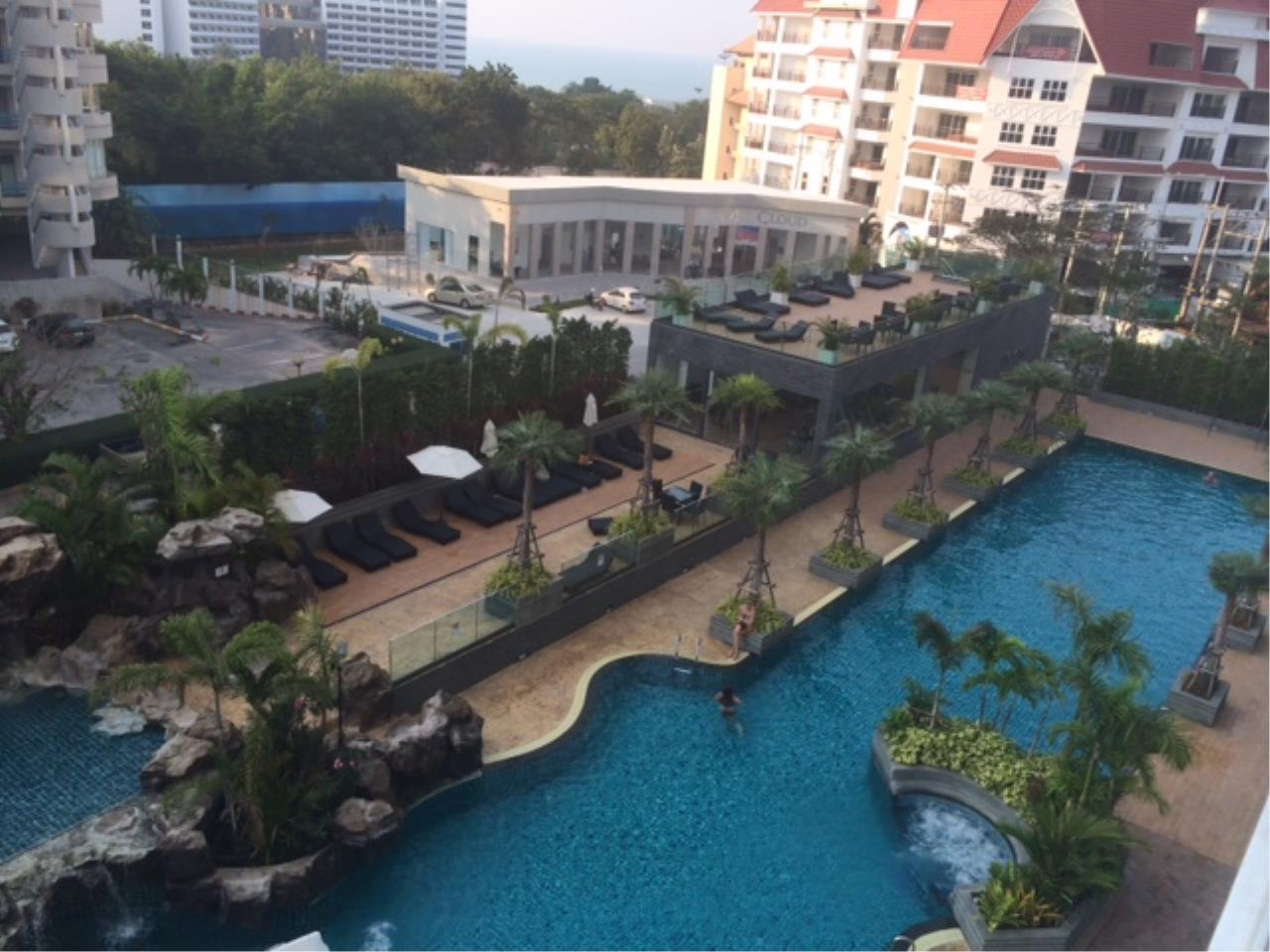 Real Estate in Pattaya Agency's 1 Bed Room - Cliff Condo 4