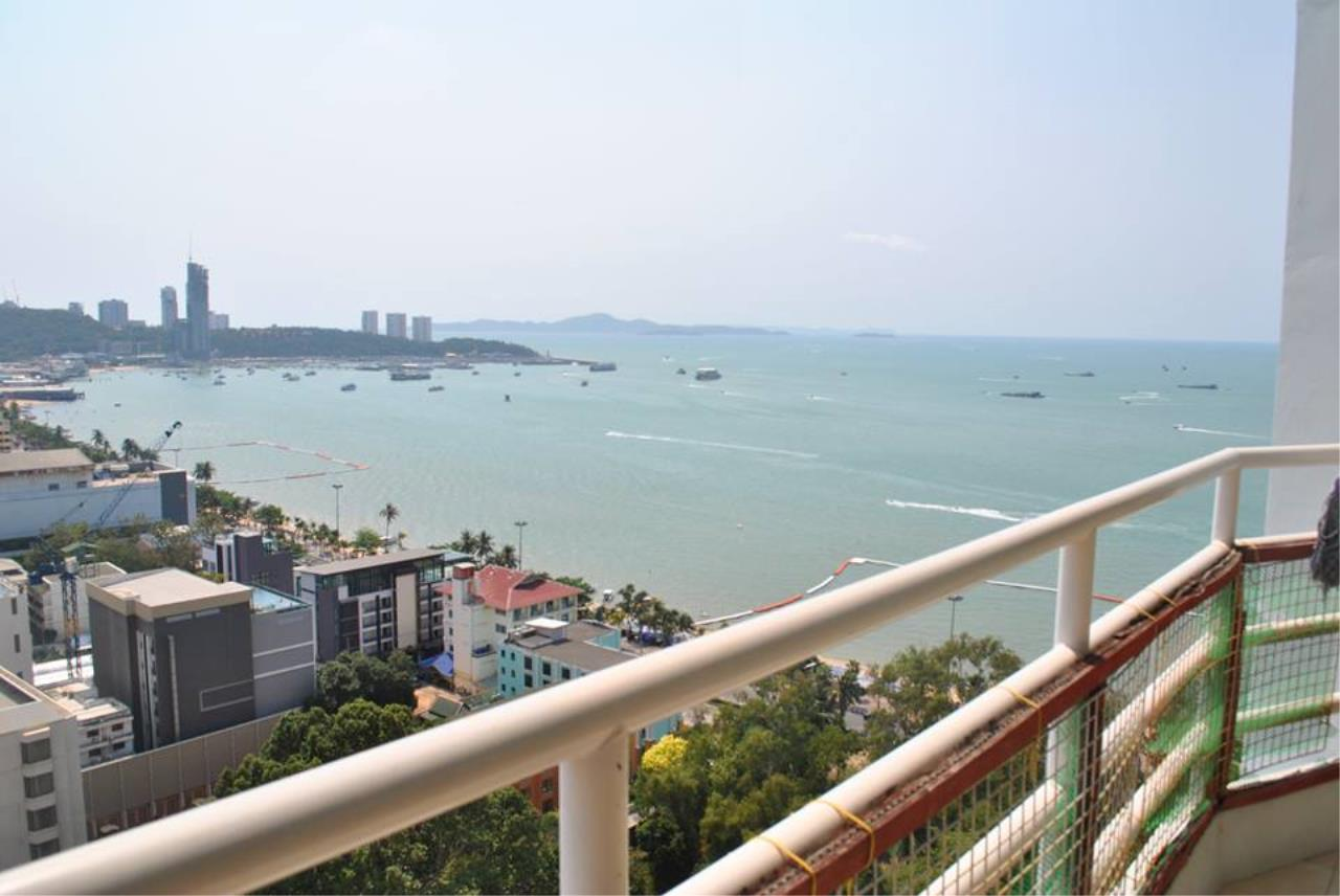 Real Estate in Pattaya Agency's 2 Bed Room - View Talay 6 3