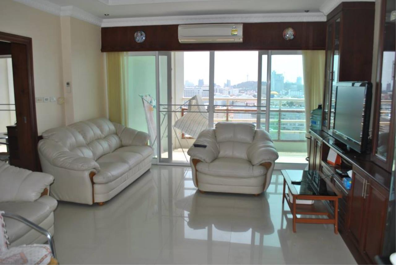 Real Estate in Pattaya Agency's 2 Bed Room - View Talay 6 4