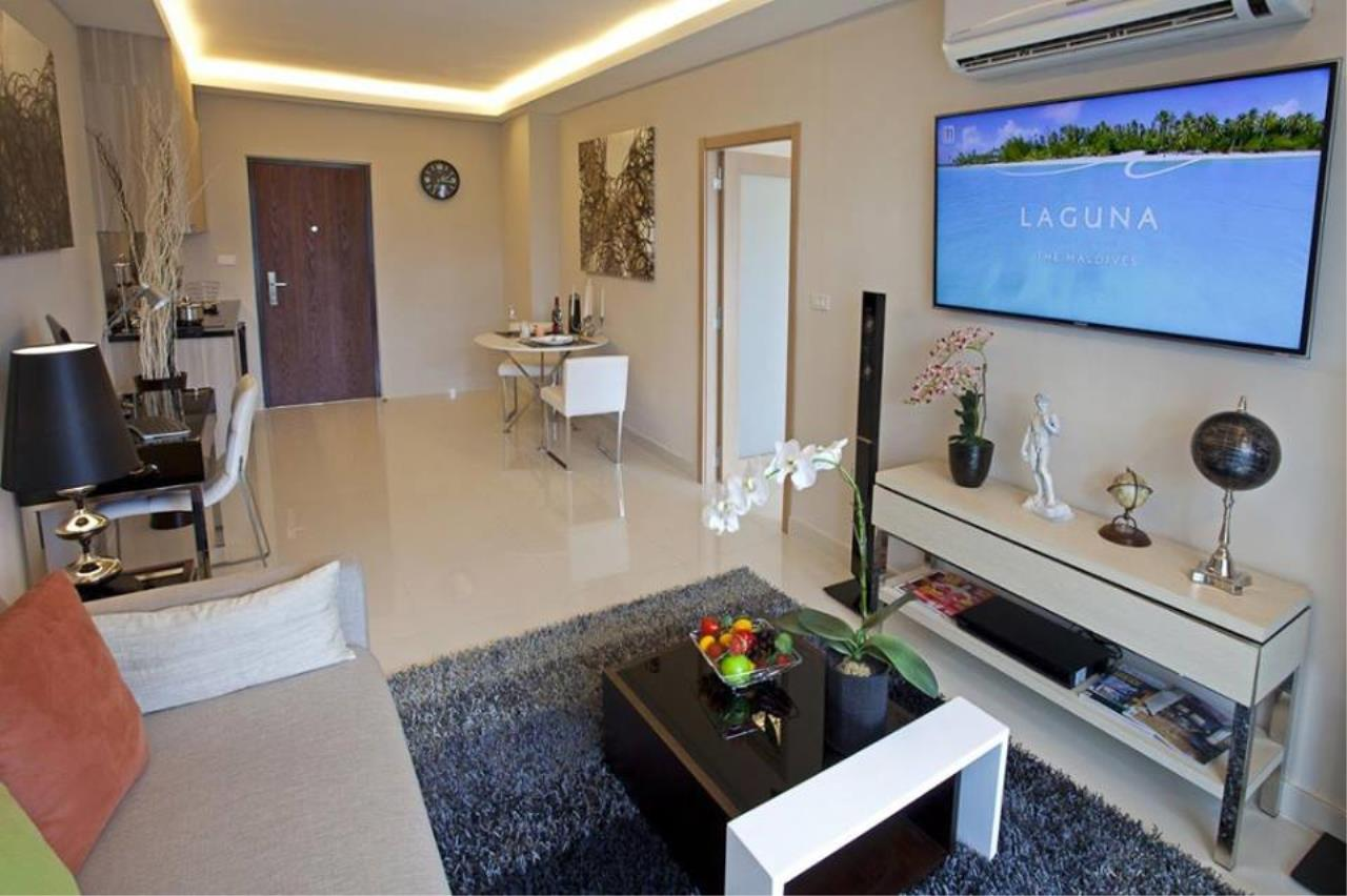 Real Estate in Pattaya Agency's 1 Bed Room - Laguna Beach Resort 1