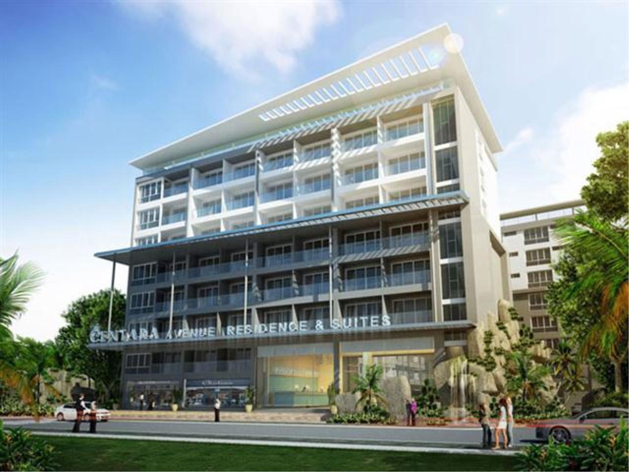 Real Estate in Pattaya Agency's Studio - Centara Avenue Residence & Suites 1
