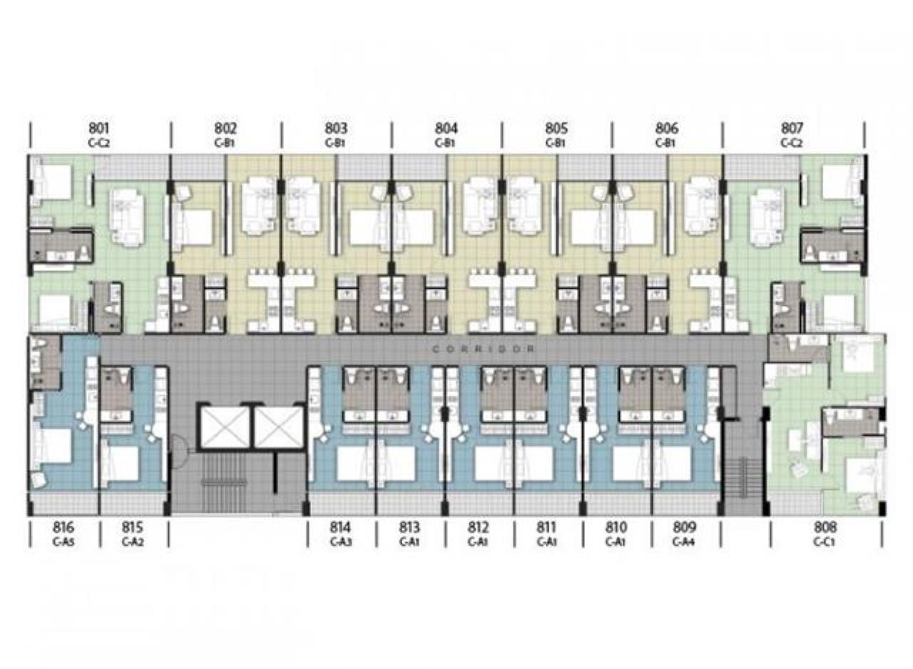 Real Estate in Pattaya Agency's Studio - Centara Avenue Residence & Suites 3