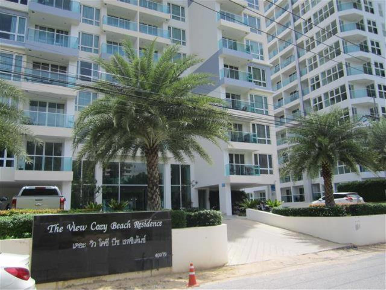 Real Estate in Pattaya Agency's 1 Bed Room - The View Residence 6