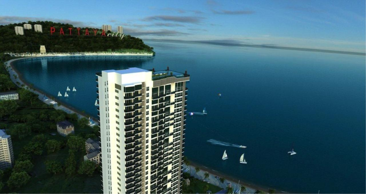 Real Estate in Pattaya Agency's Studio - Wongamat Tower 7