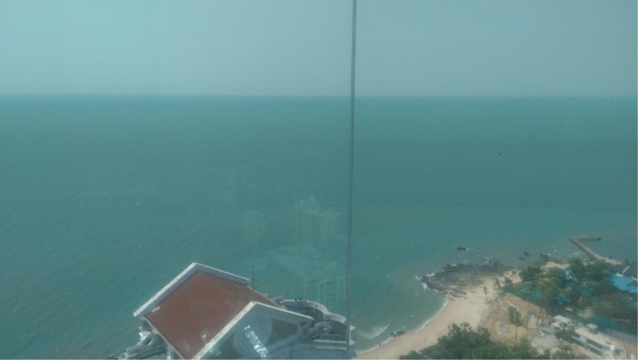 Real Estate in Pattaya Agency's Studio - Wongamat Tower 3