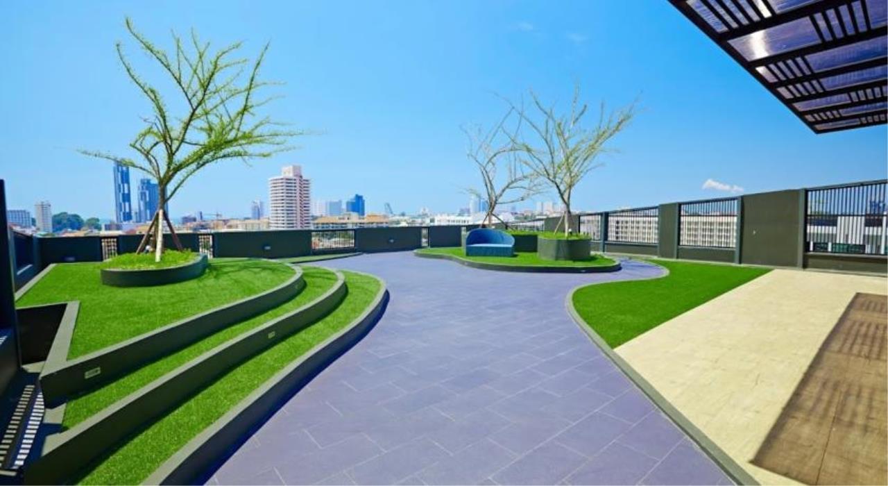 Real Estate in Pattaya Agency's 1 Bed Room - Chezz Pattaya Condo 11