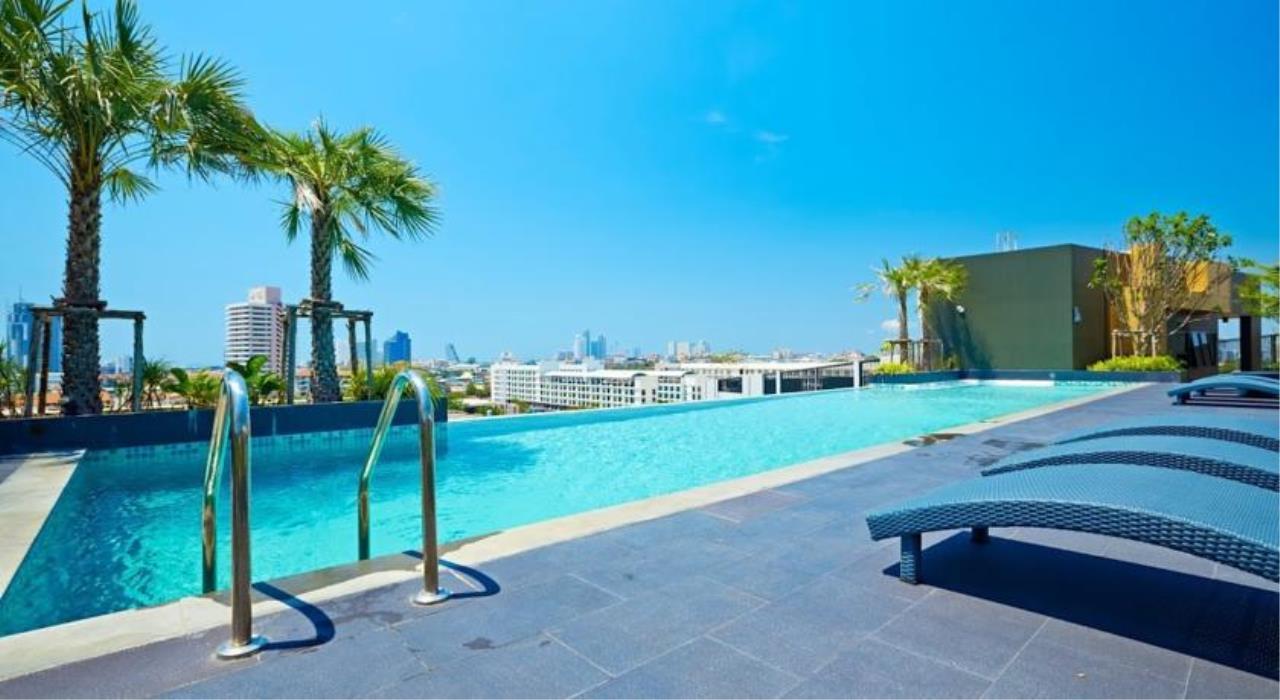 Real Estate in Pattaya Agency's 1 Bed Room - Chezz Pattaya Condo 3