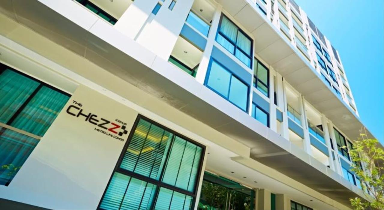 Real Estate in Pattaya Agency's 1 Bed Room - Chezz Pattaya Condo 5