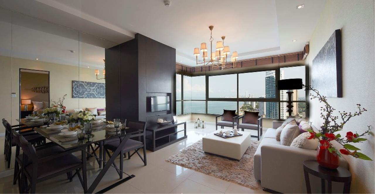 Real Estate in Pattaya Agency's 1 Bed Room - Ocean Portofino 3