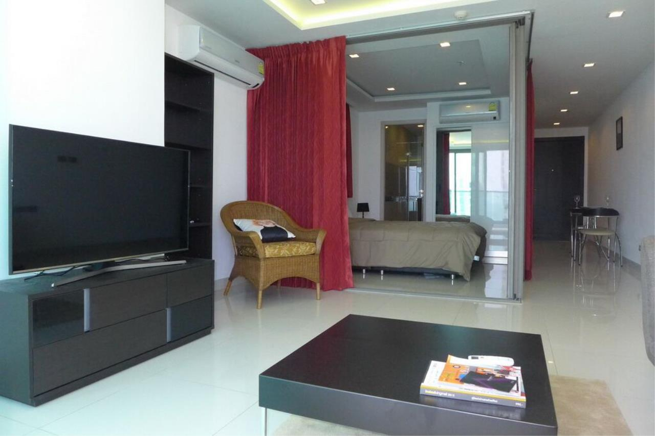 Real Estate in Pattaya Agency's 1 Bed Room - Wongamat Tower 10