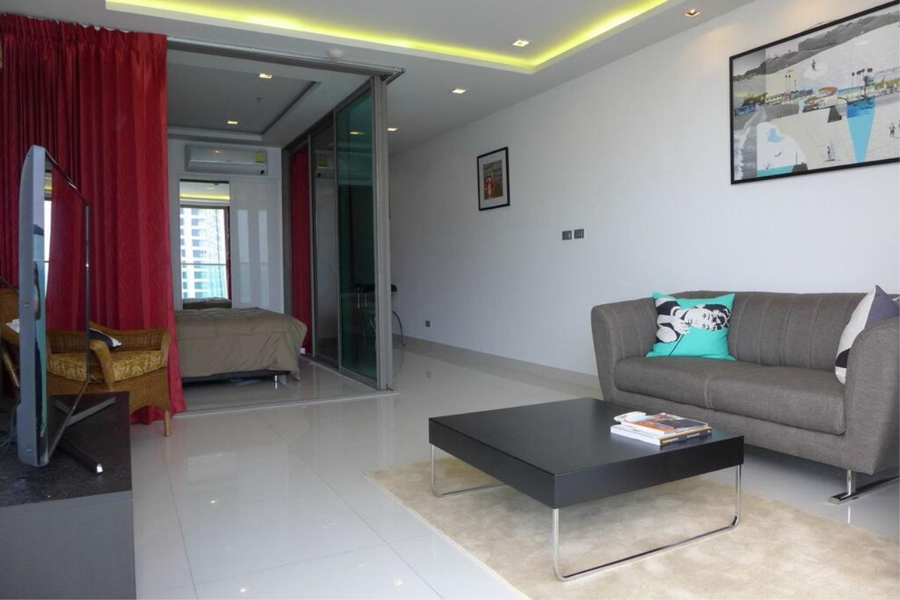 Real Estate in Pattaya Agency's 1 Bed Room - Wongamat Tower 12