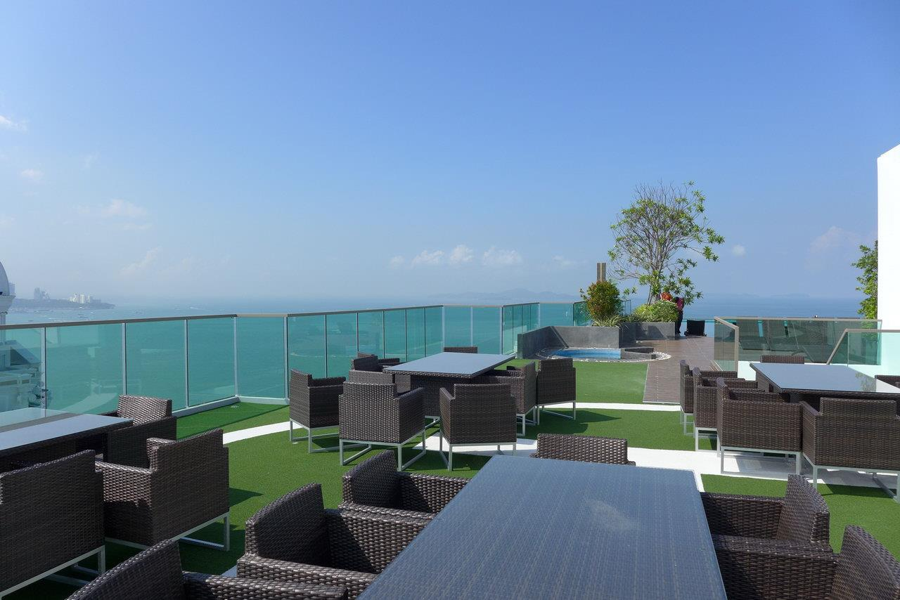 Real Estate in Pattaya Agency's 1 Bed Room - Wongamat Tower 14