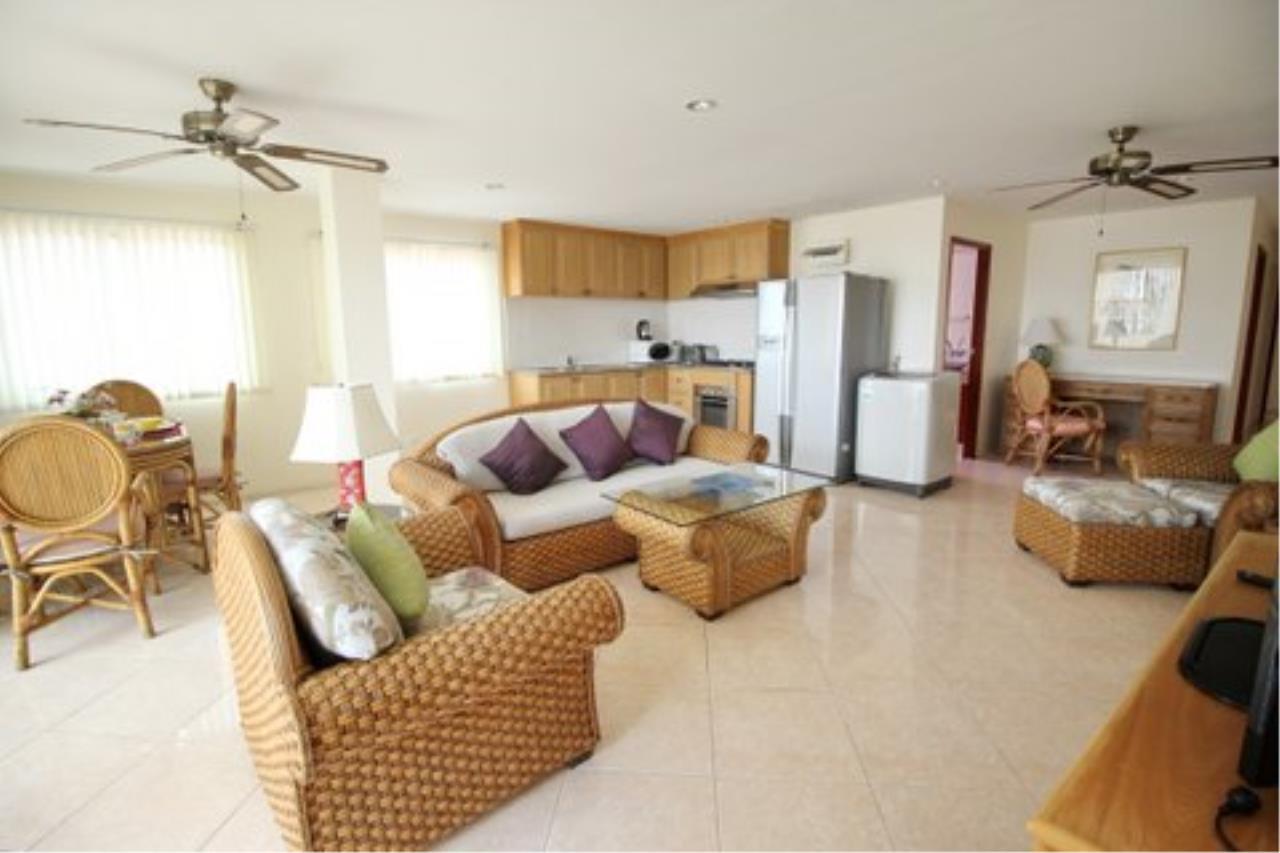 Real Estate in Pattaya Agency's 2 Bed Room - Pratamnuk 6