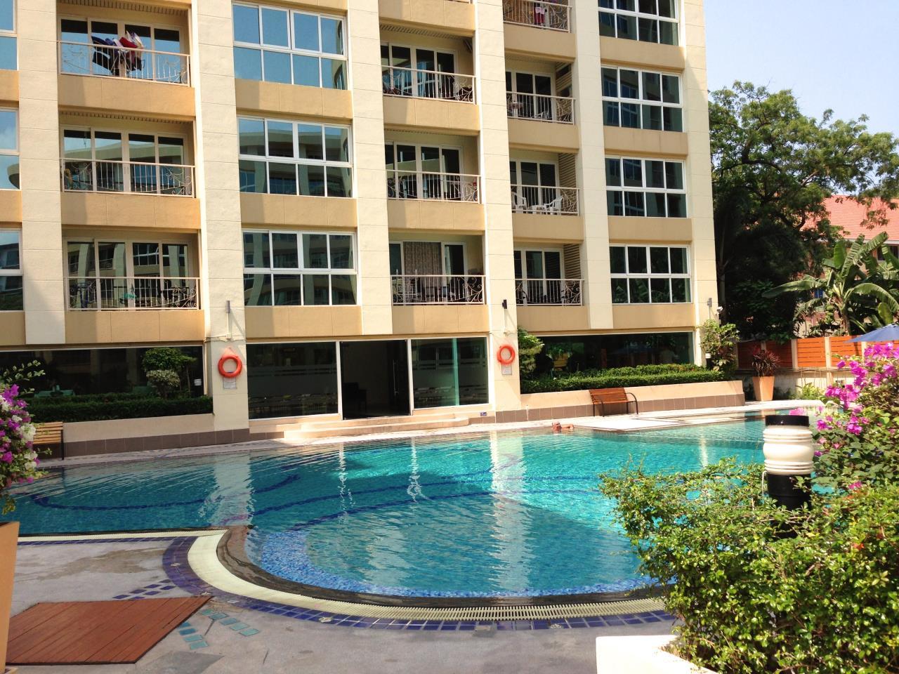 Real Estate in Pattaya Agency's 2 Bed Room - City Garden Resort  5
