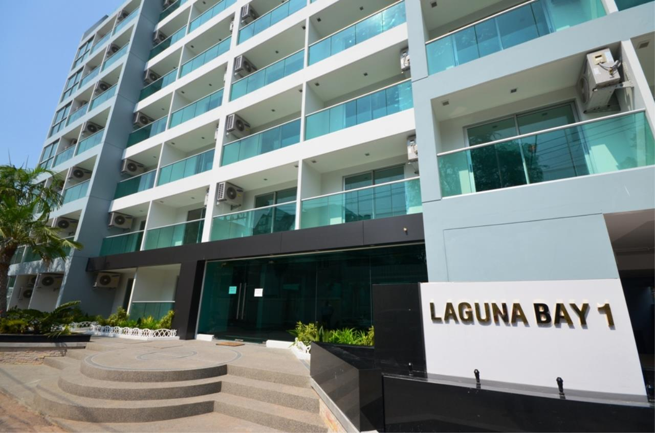 Real Estate in Pattaya Agency's Studio - Laguna Bay 2