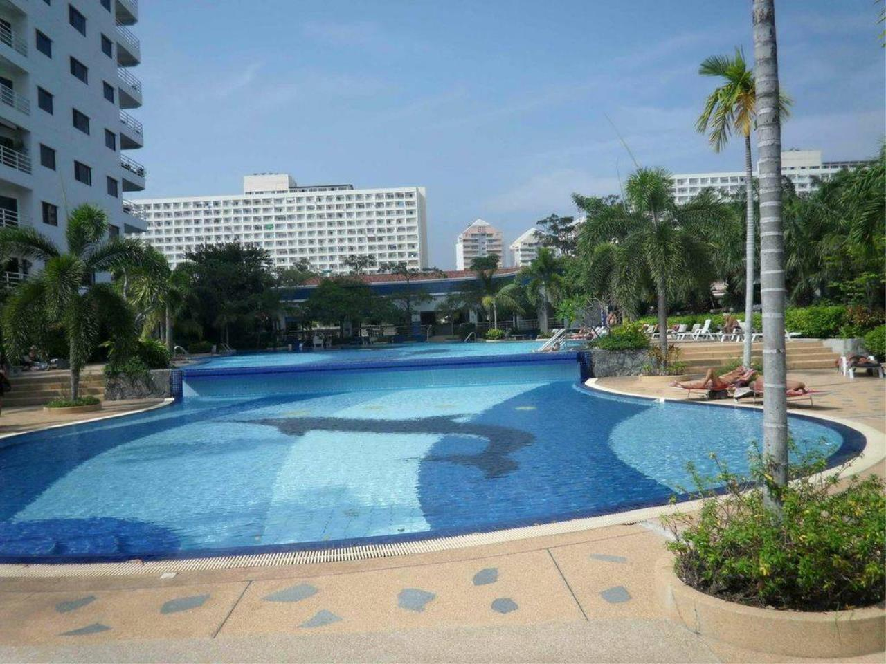 Real Estate in Pattaya Agency's View Talay 2A - 1 Bed Room 10