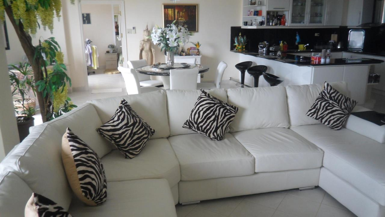 Real Estate in Pattaya Agency's View Talay 2A - 1 Bed Room 3