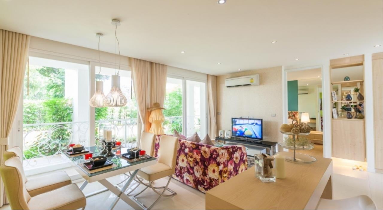 Real Estate in Pattaya Agency's 1 Bed Room - Grand Caribbean Tower 5