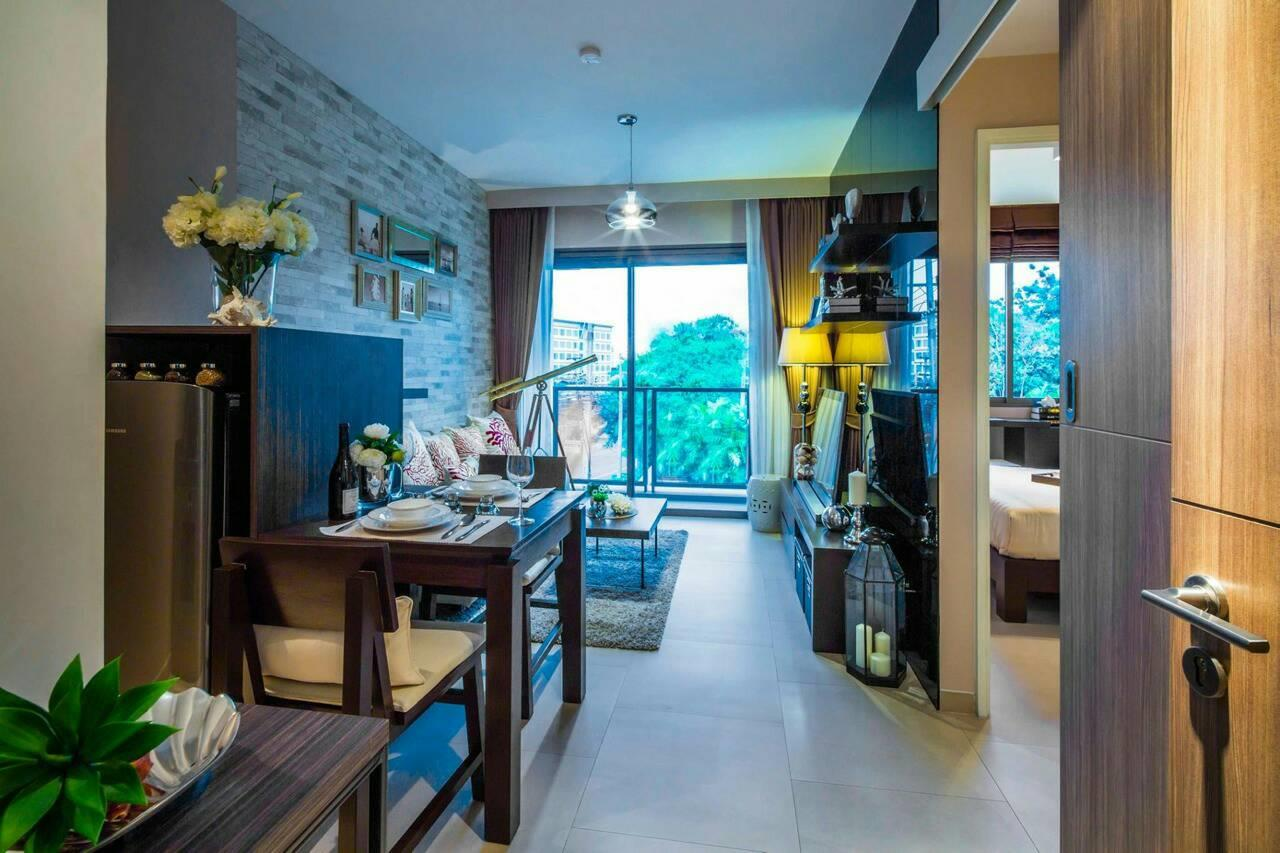 Real Estate in Pattaya Agency's 1 Bed Room - UNIXX 4