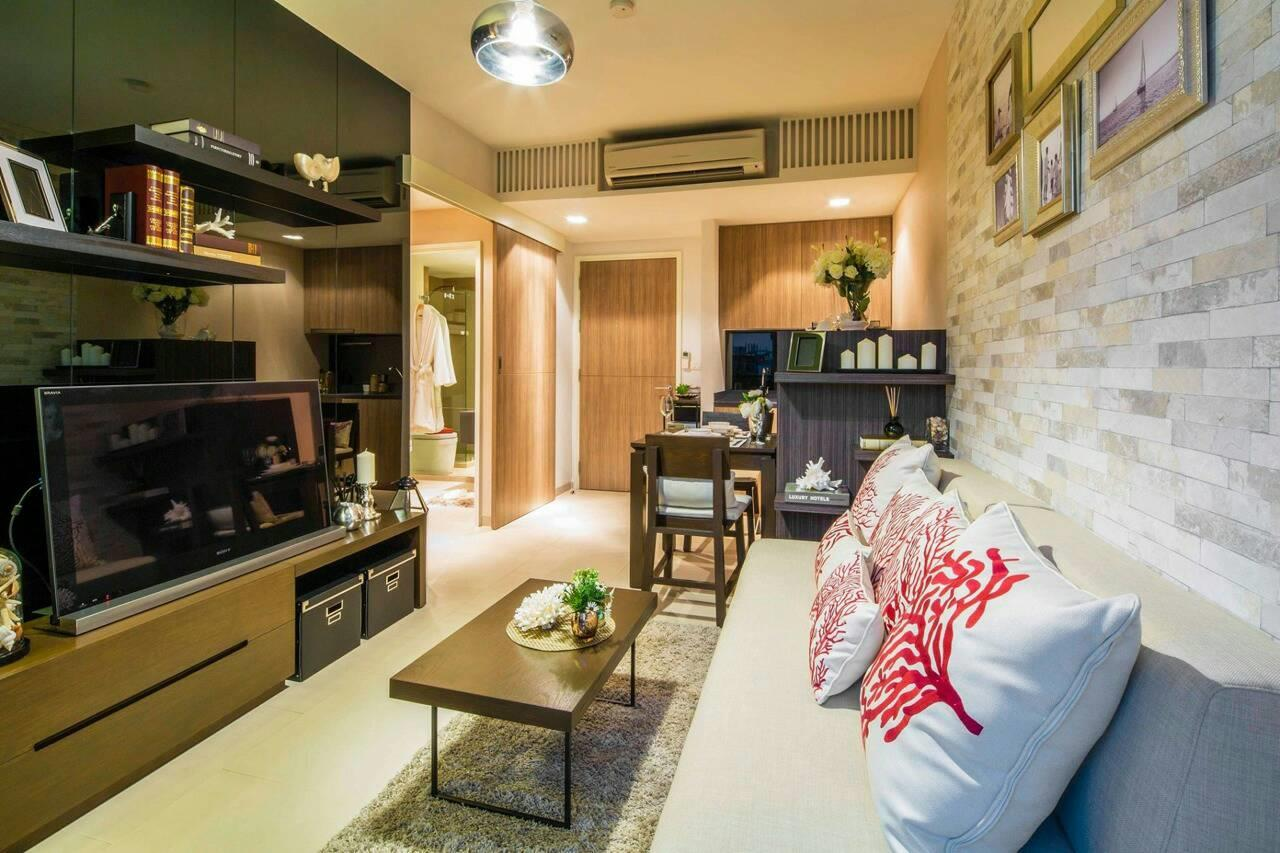 Real Estate in Pattaya Agency's 1 Bed Room - UNIXX 6