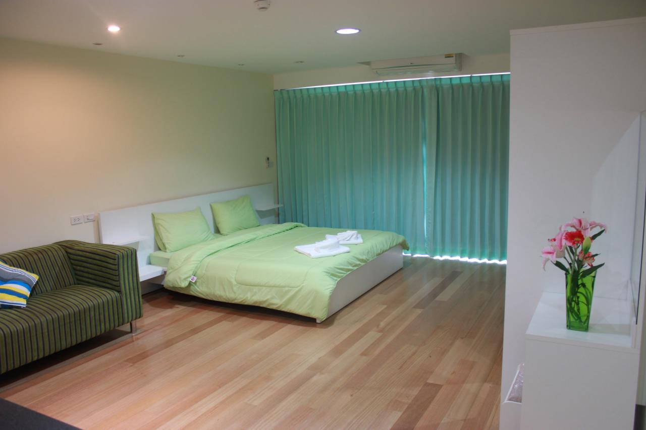 Real Estate in Pattaya Agency's Studio - Emerald Palace 7