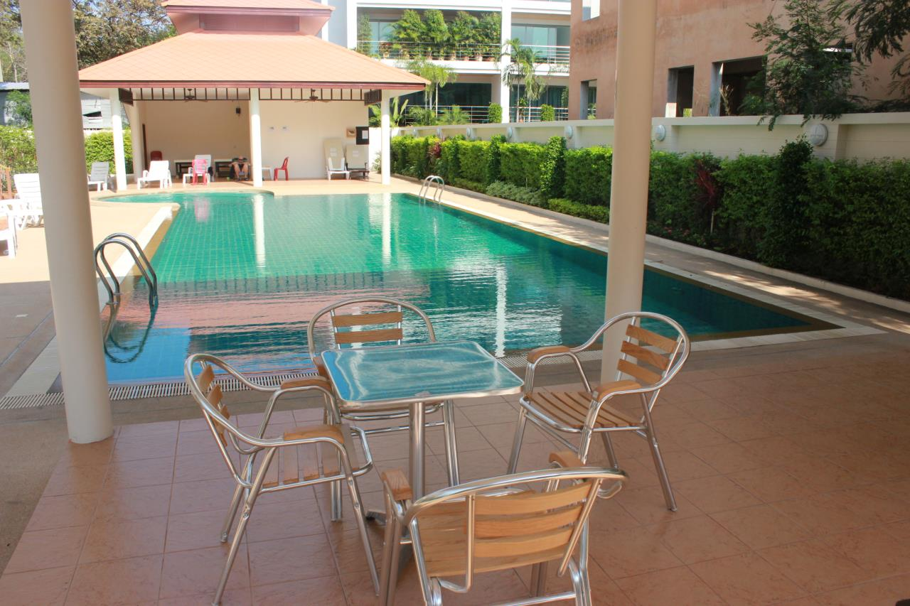 Real Estate in Pattaya Agency's Studio - Emerald Palace 10