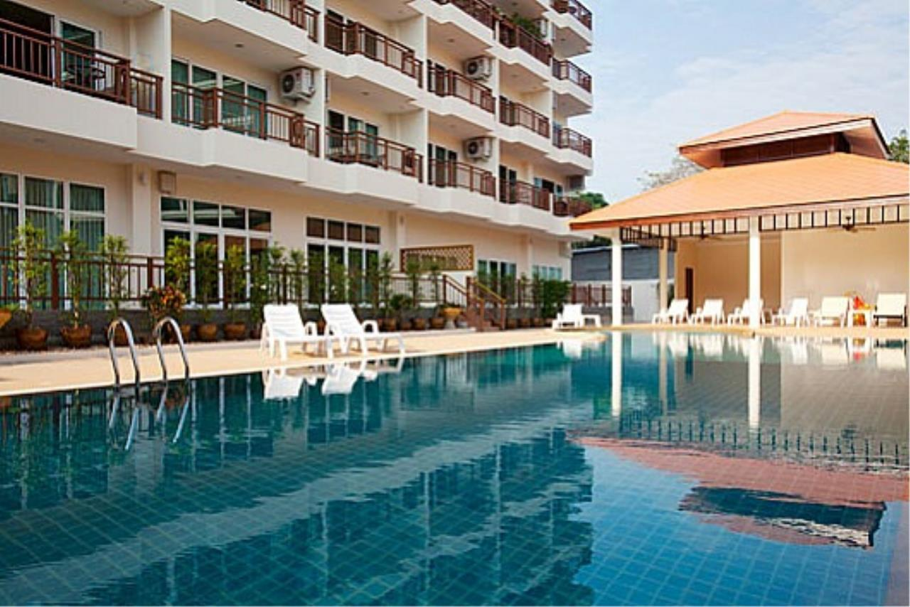 Real Estate in Pattaya Agency's Studio - Emerald Palace 4