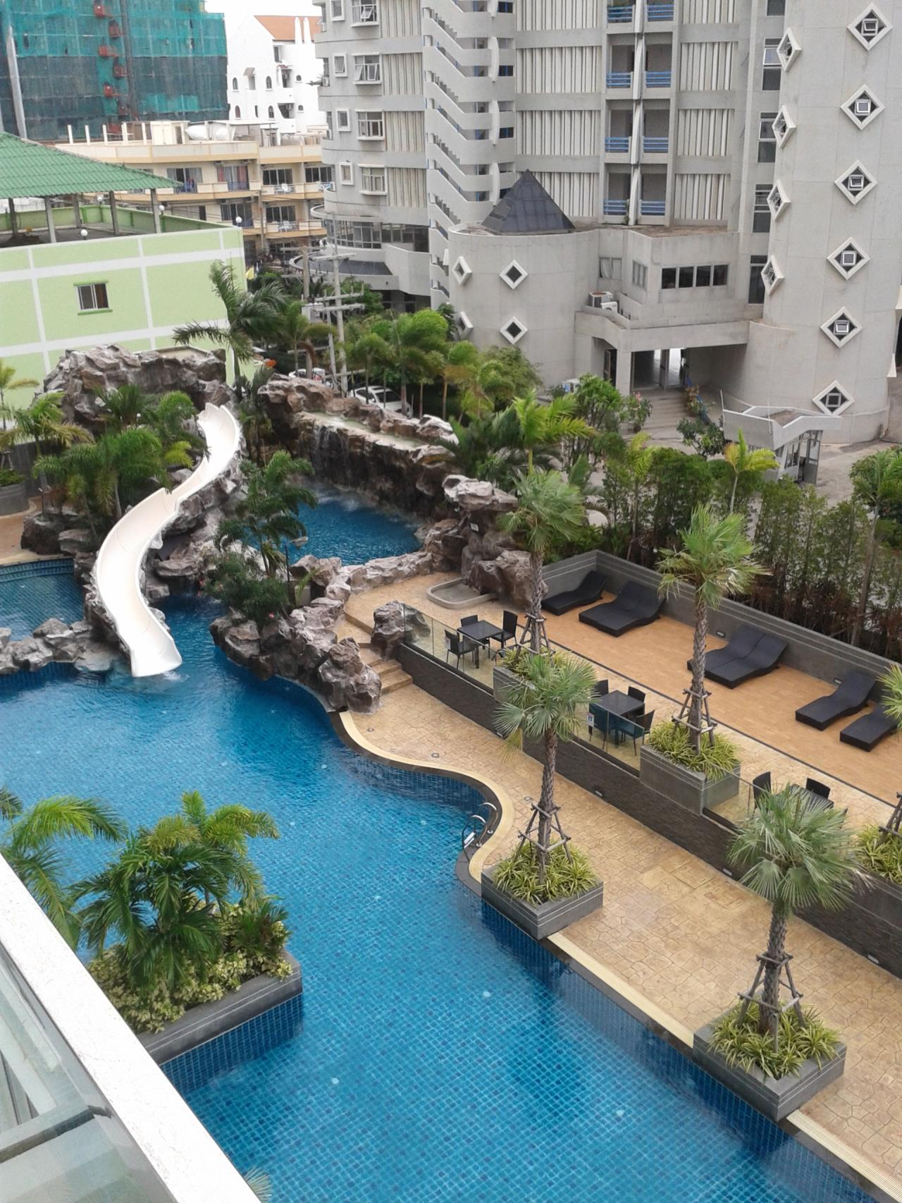Real Estate in Pattaya Agency's 1 Bed Room - The Cliff  5