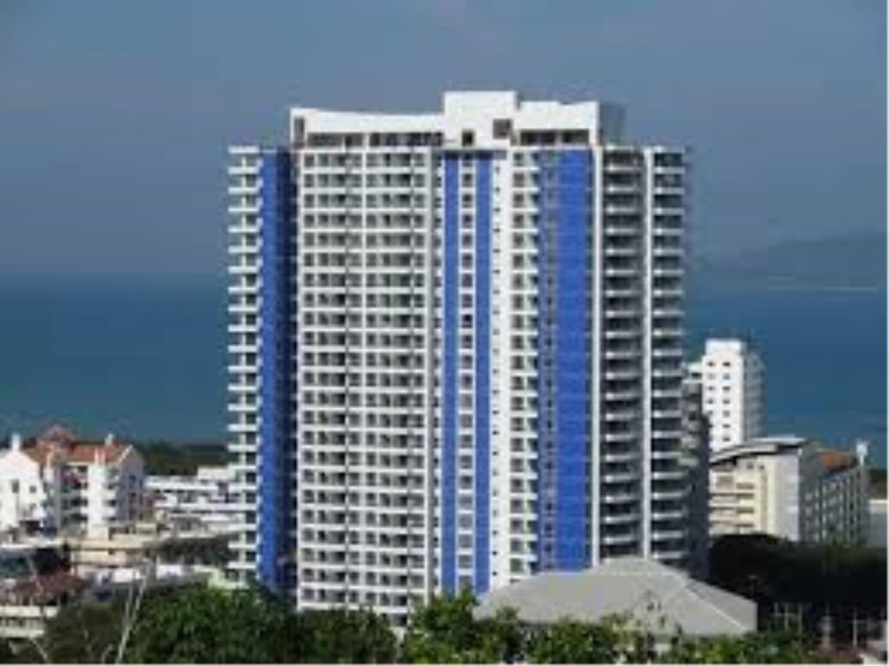 Real Estate in Pattaya Agency's 1 Bed Room - The Cliff  1