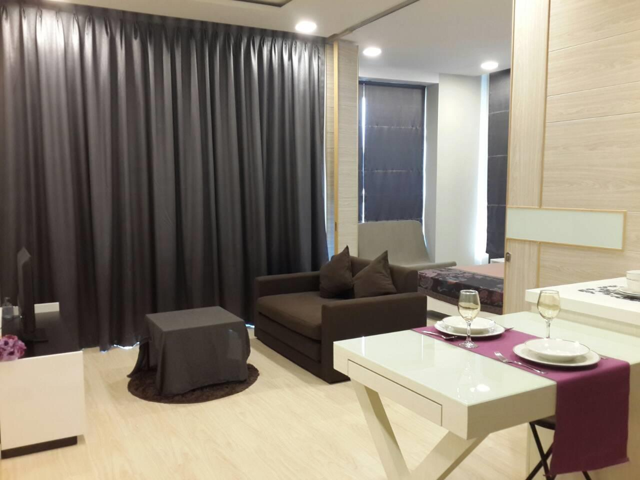Real Estate in Pattaya Agency's 1 Bed Room - Cetus Beachfront 4