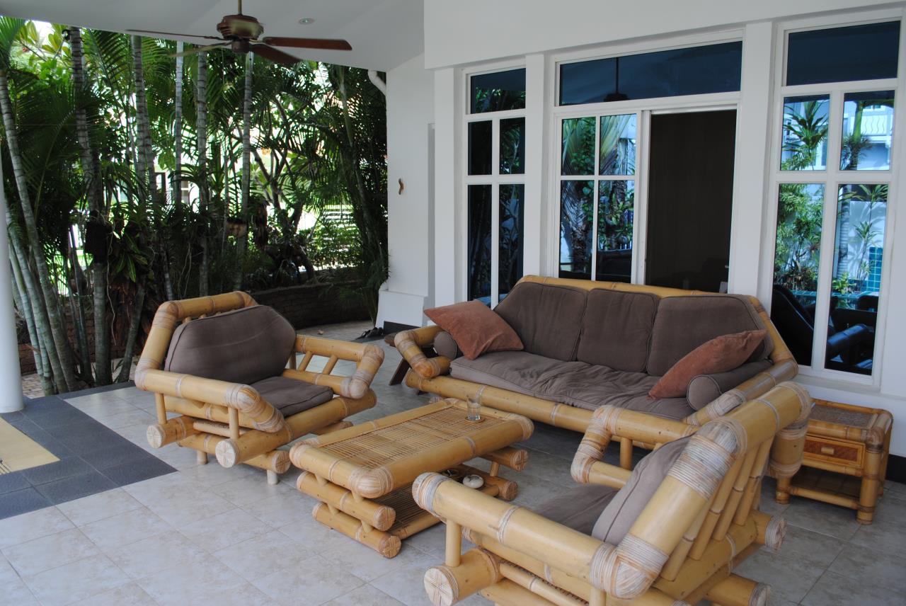 Real Estate in Pattaya Agency's 4 Bed Room - Baan Fah Rim Haad 2