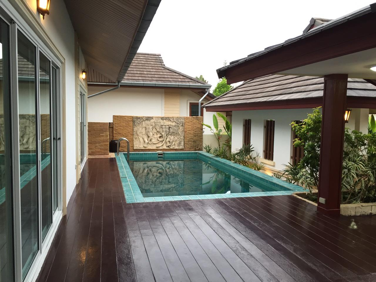 Real Estate in Pattaya Agency's 3 Bed Room - Private Pool Villa 2