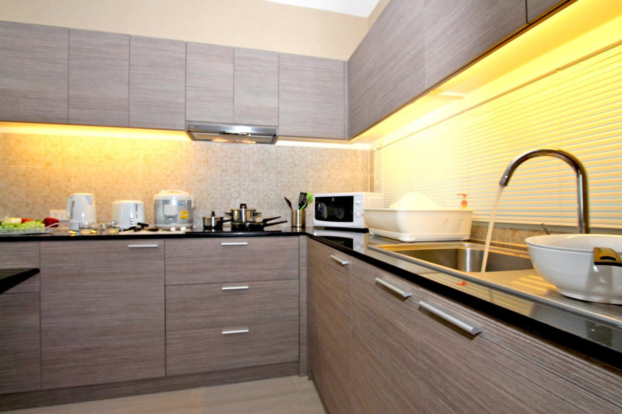 Real Estate in Pattaya Agency's 3 Bed Room - The Ville 7